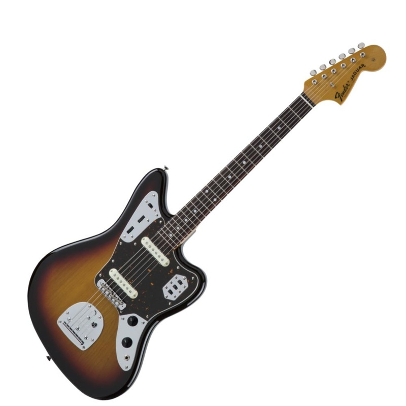 Fender Made in Japan Traditional '60s Jaguar 3TSB エレキギター