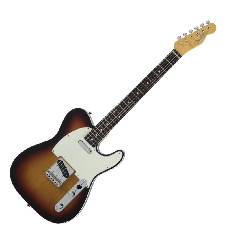 Fender Made in Japan Traditional 60s Telecaster Custom 3TSB エレキギター