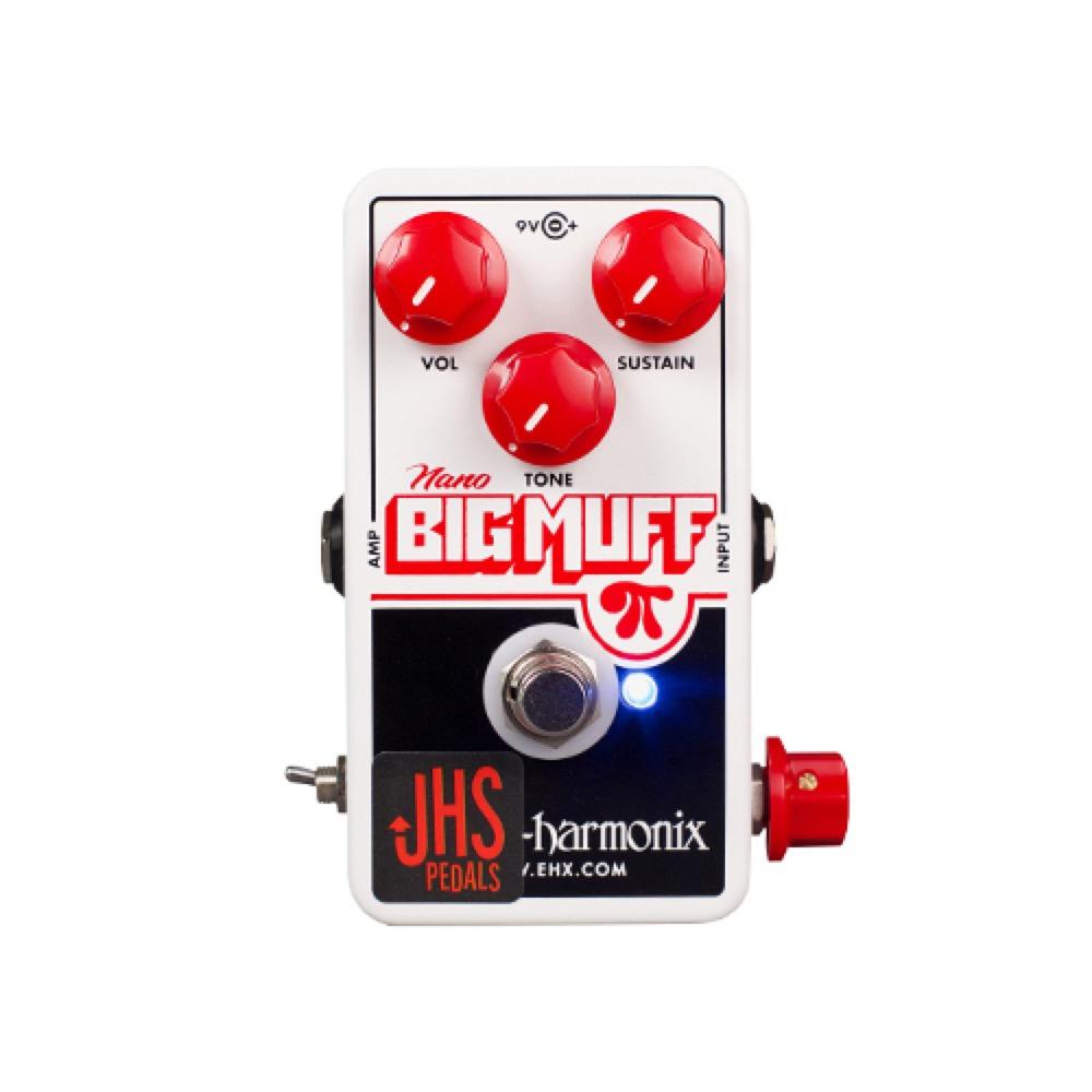JHS Pedals Electro-Harmonix NANO BIG MUFF MOON PI Mod ビッグマフモディファイ ファズ ディストーション ギターエフェクター