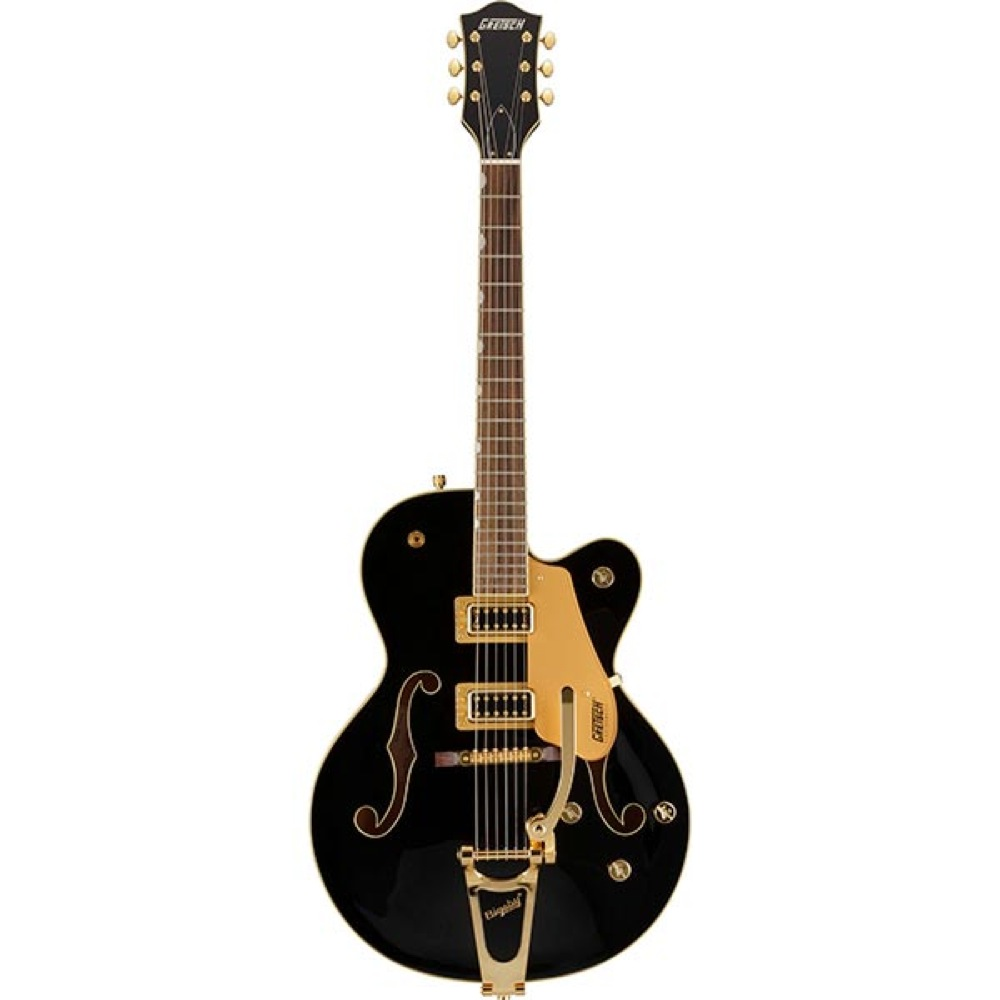 Gretsch G5420TG-FSR Electromatic Hollow Body Single-Cut with Bigsby Black エレキギター
