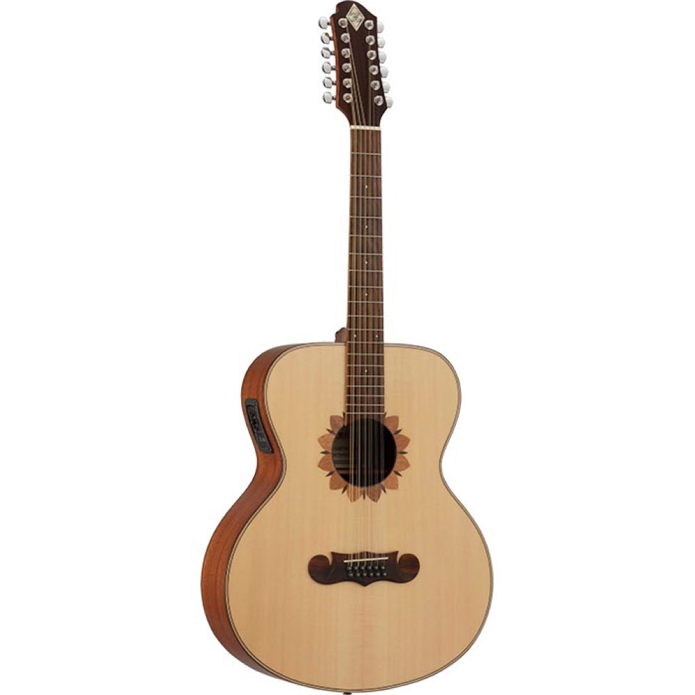 ZEMAITIS CAJ-100FW-12-E Jumbo 12弦エレクトリックアコースティックギター