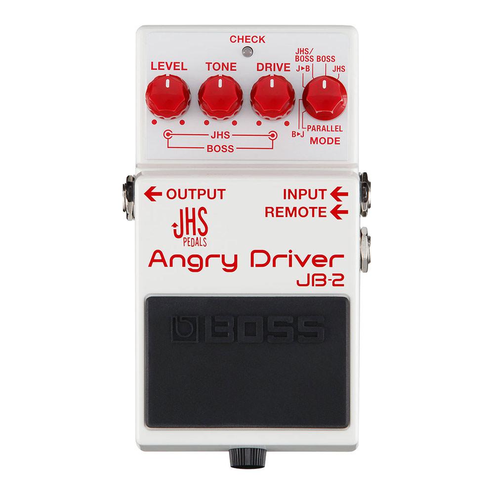 BOSS JB-2 Angry Driver オーバードライブ ギターエフェクター