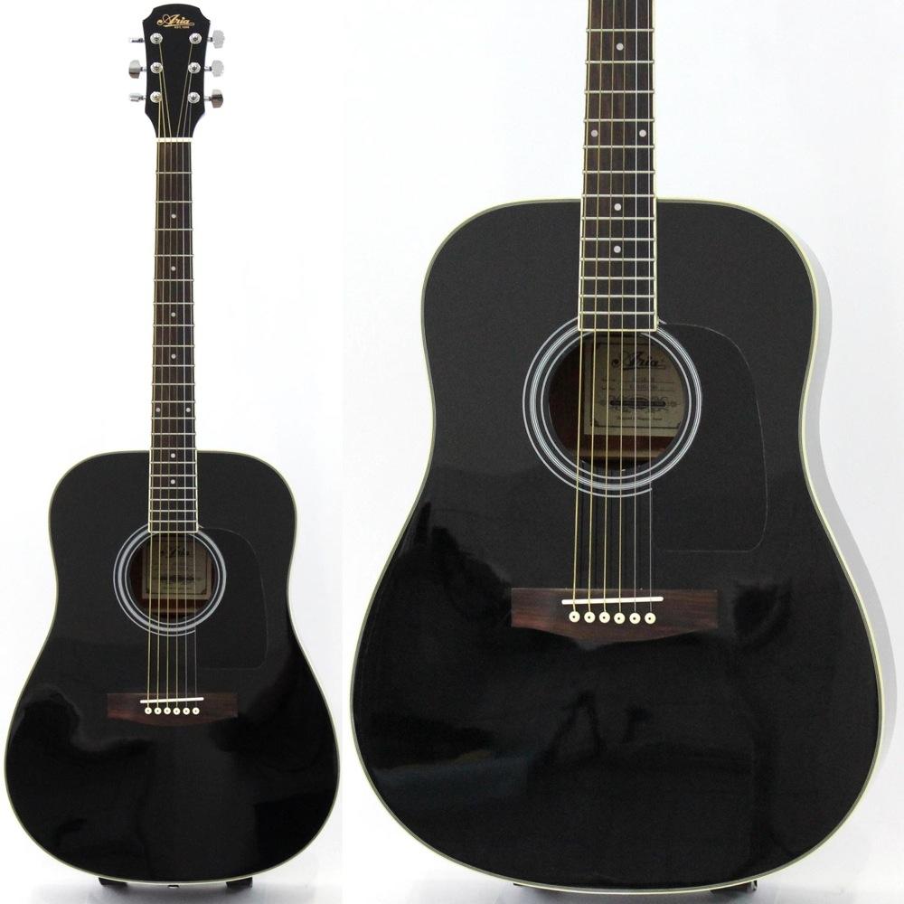 ARIA AD-18 BK アコースティックギター