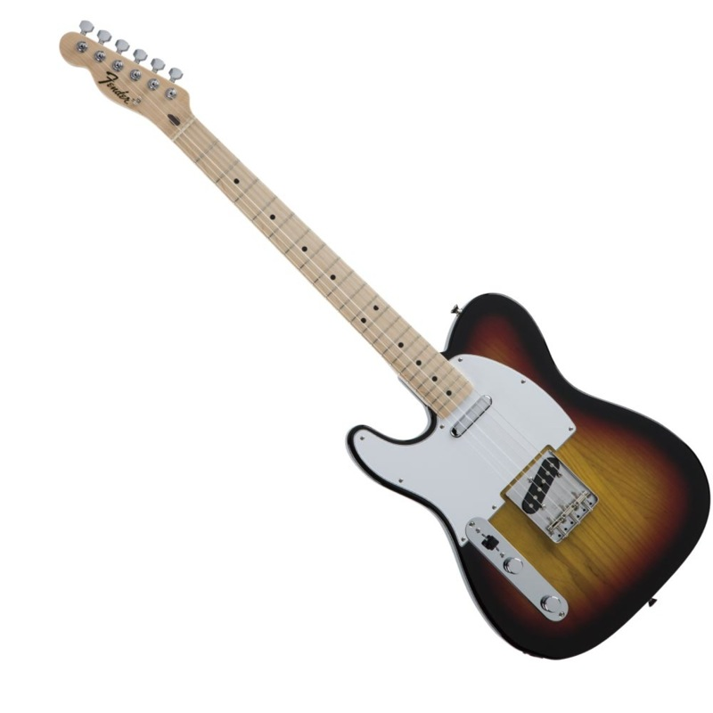 Fender Made in Japan Traditional 70s Telecaster Ash Left-Hand MN 3TSB レフティ エレキギター