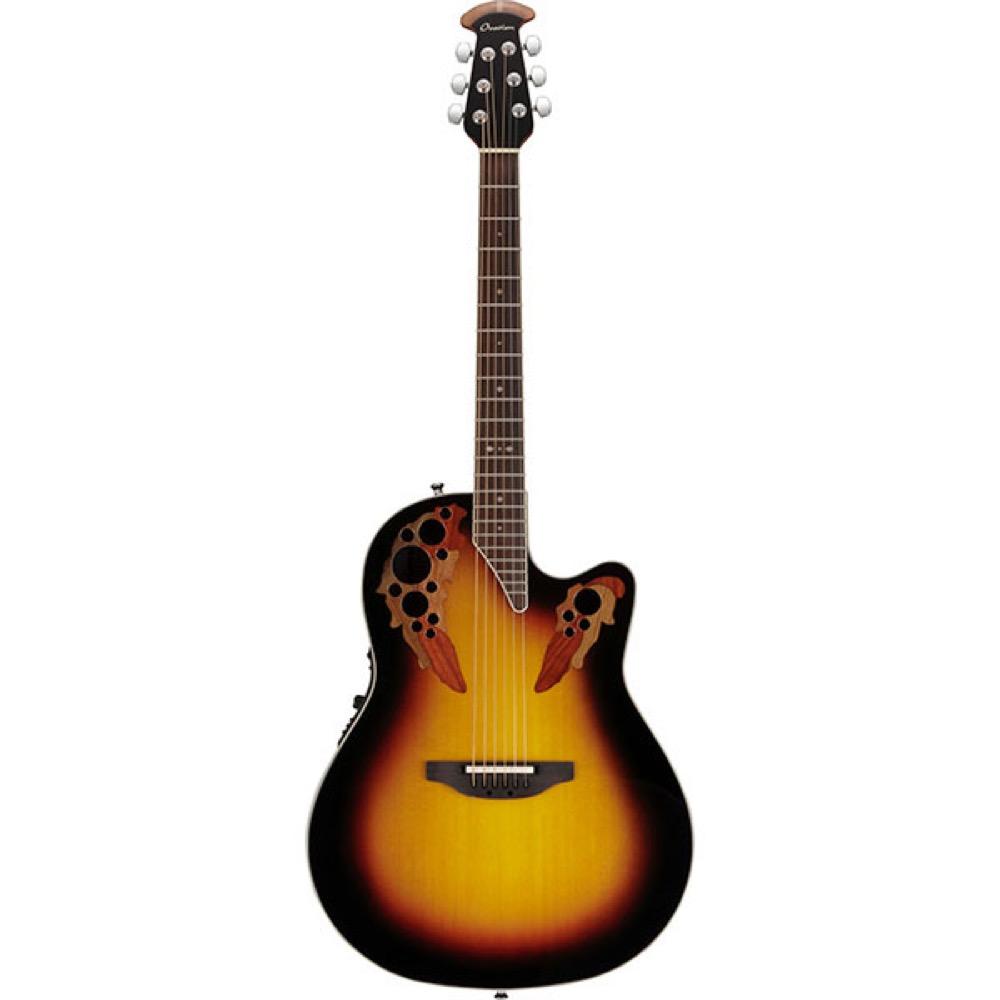 Ovation Standard Elite 6778AX Sunbrust エレクトリックアコースティックギター