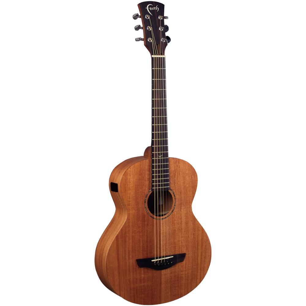 Faith FDNMG NOMADシリーズ トラベルエレアコギター