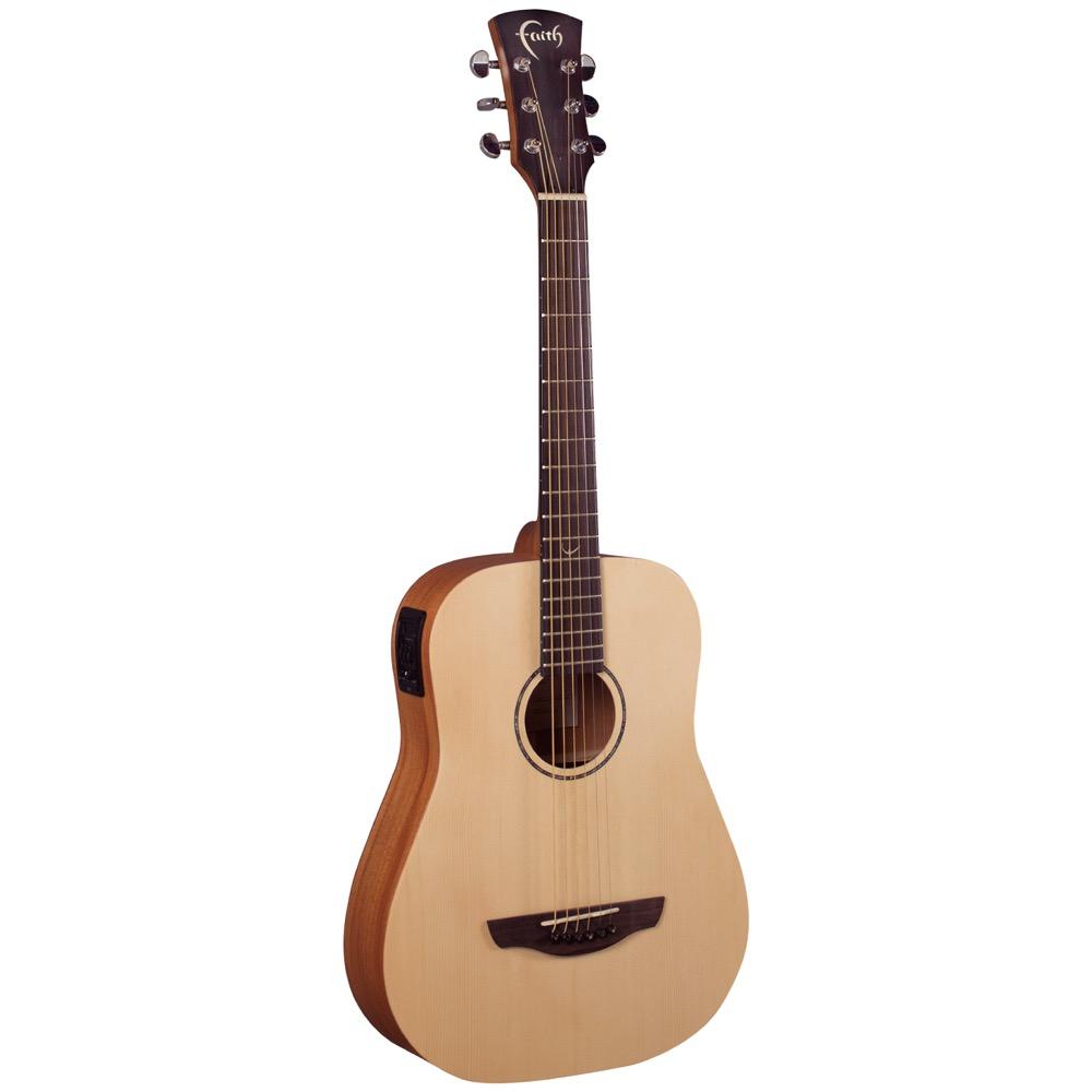 Faith FDS NOMADシリーズ トラベルエレアコギター