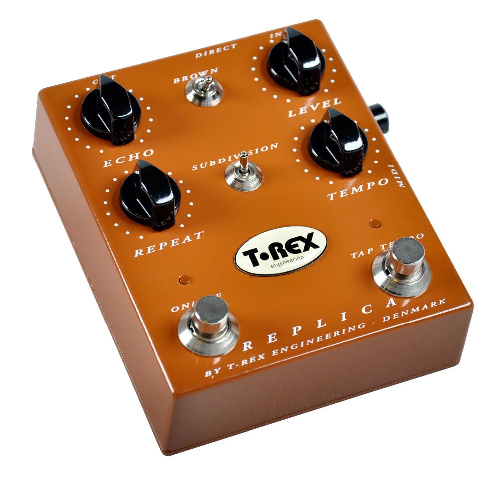 T-REX REPLICA DELAY ディレイ ギターエフェクター