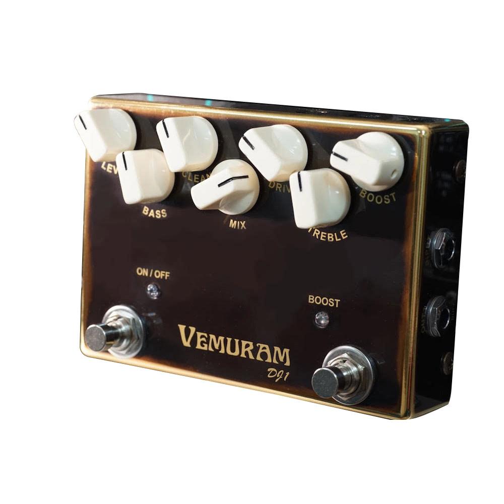VEMURAM DJ1 ベース用オーバードライブ