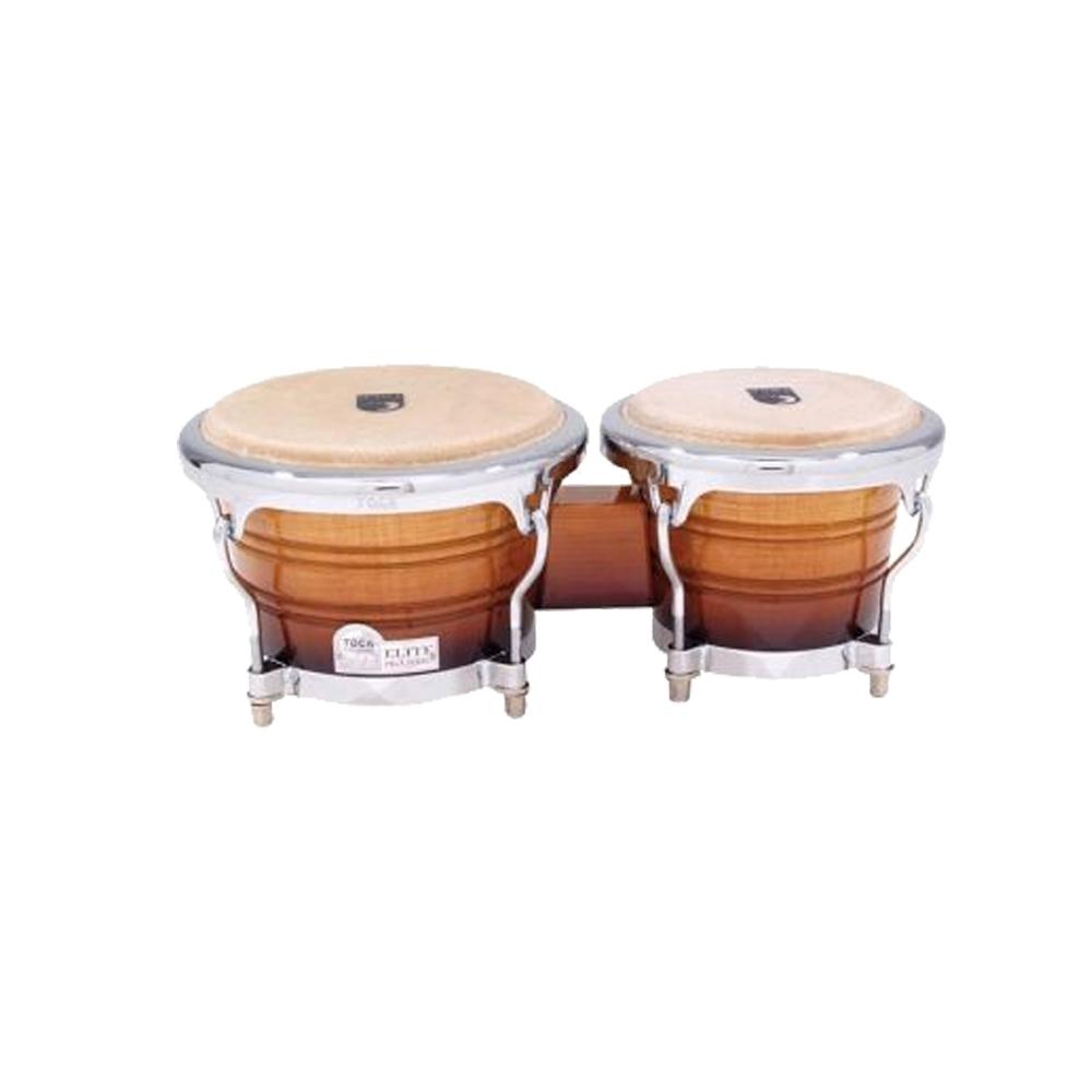 TOCA 3170NF Elite Pro Wood Bongos Natural Fade ボンゴ