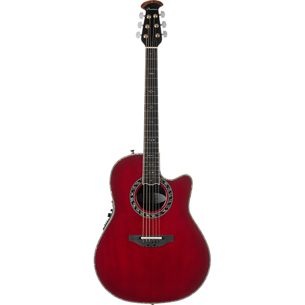Ovation C2079AX Cherry Cherry Burst Custom Legend エレクトリックアコースティックギター