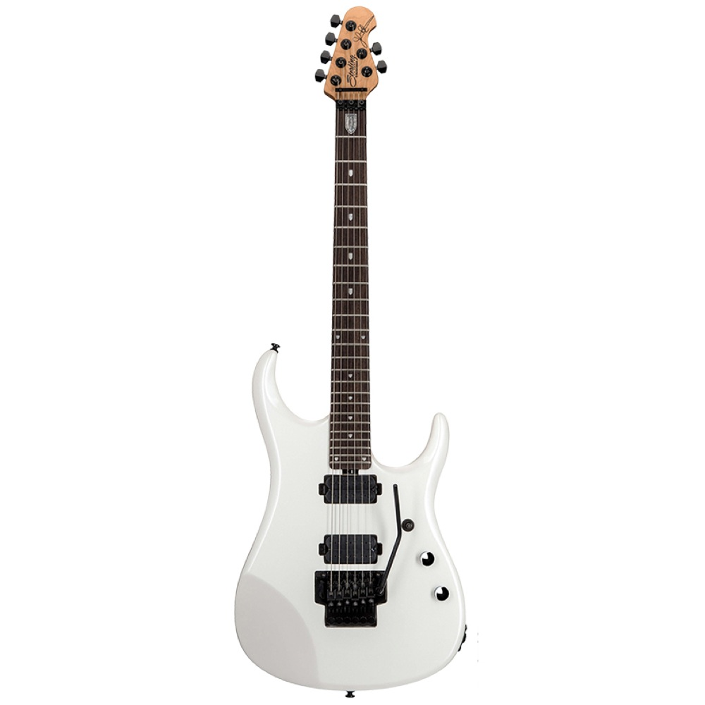 Sterling by MUSIC MAN MUSIC JP160 JP160 Pearl White Sterling エレキギター, アミュード:e52dfcff --- jpworks.be