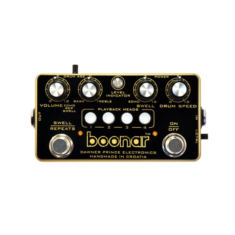 DAWNER PRINCE ELECTRONICS DP-0915 BOONAR Multi-Head Drum Echo エフェクター