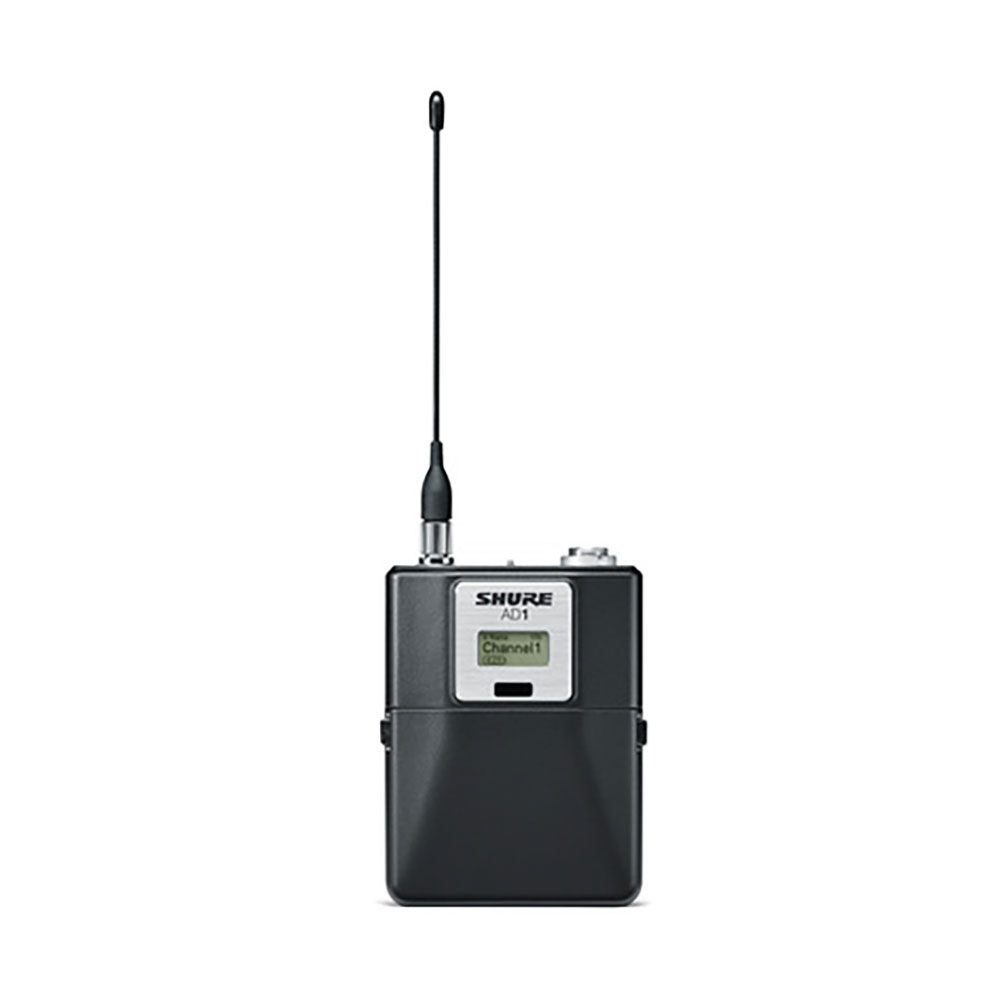 SHURE AD1-K56 ボディパック型送信機