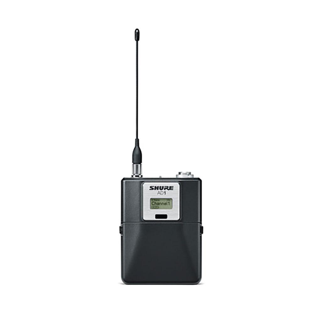 SHURE AD1LEMO3-JB ボディパック型送信機