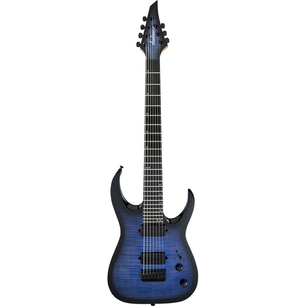 Jackson Pro Juggernaut HT7 Ocean burst 7弦 エレキギター