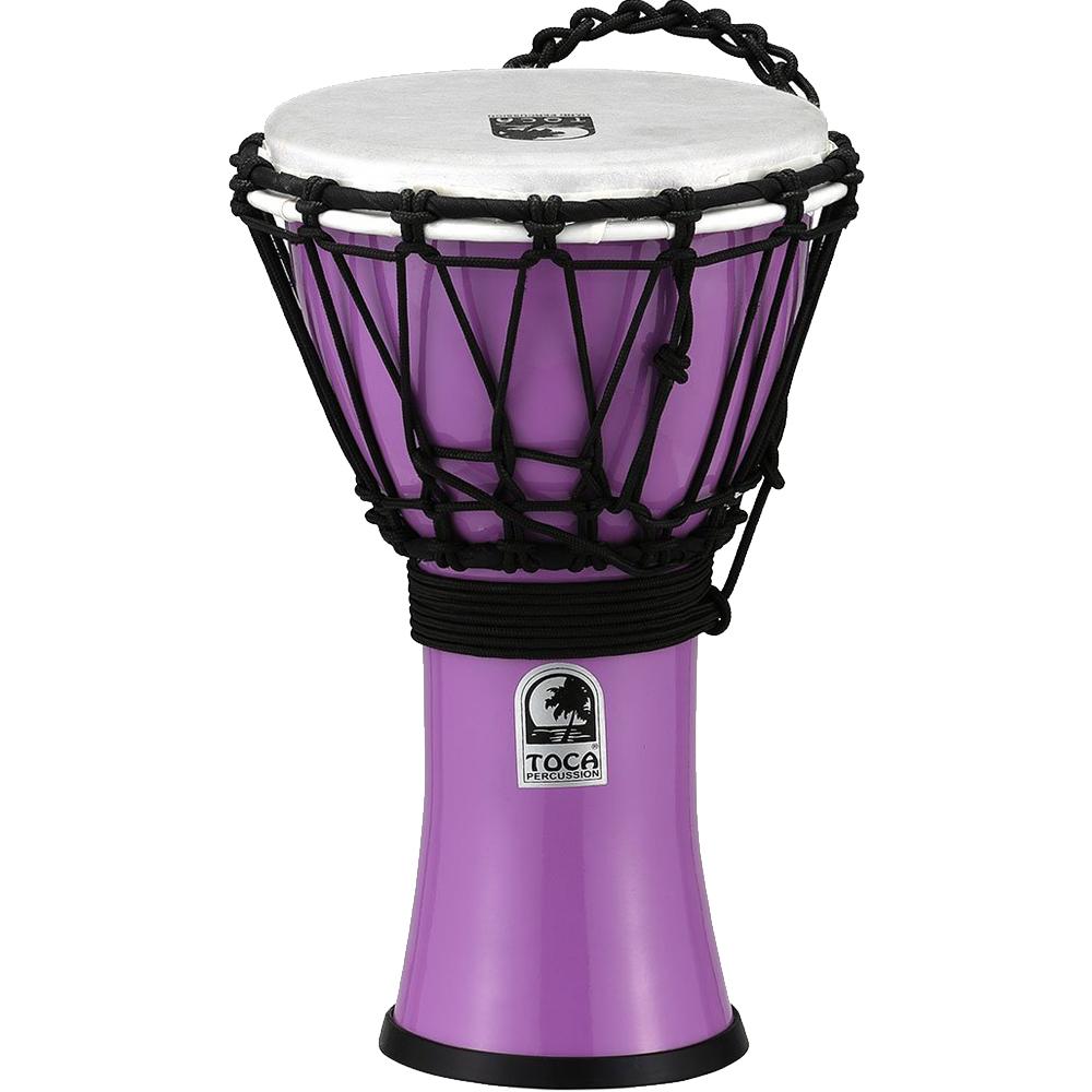 TOCA TFCDJ-7PR Pastel Purple ジャンベ