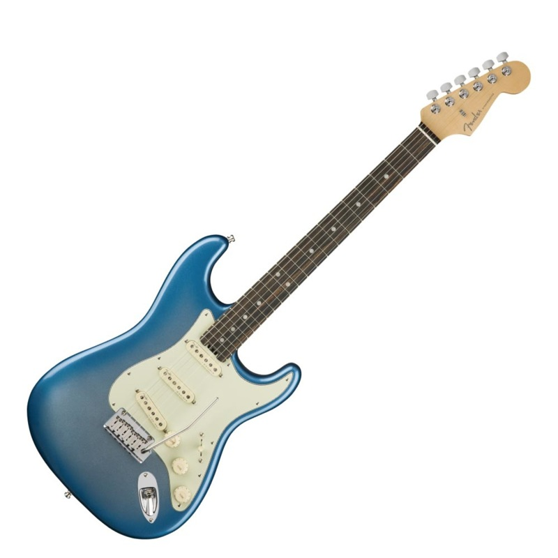 Fender American Elite Stratocaster EB SBM エレキギター