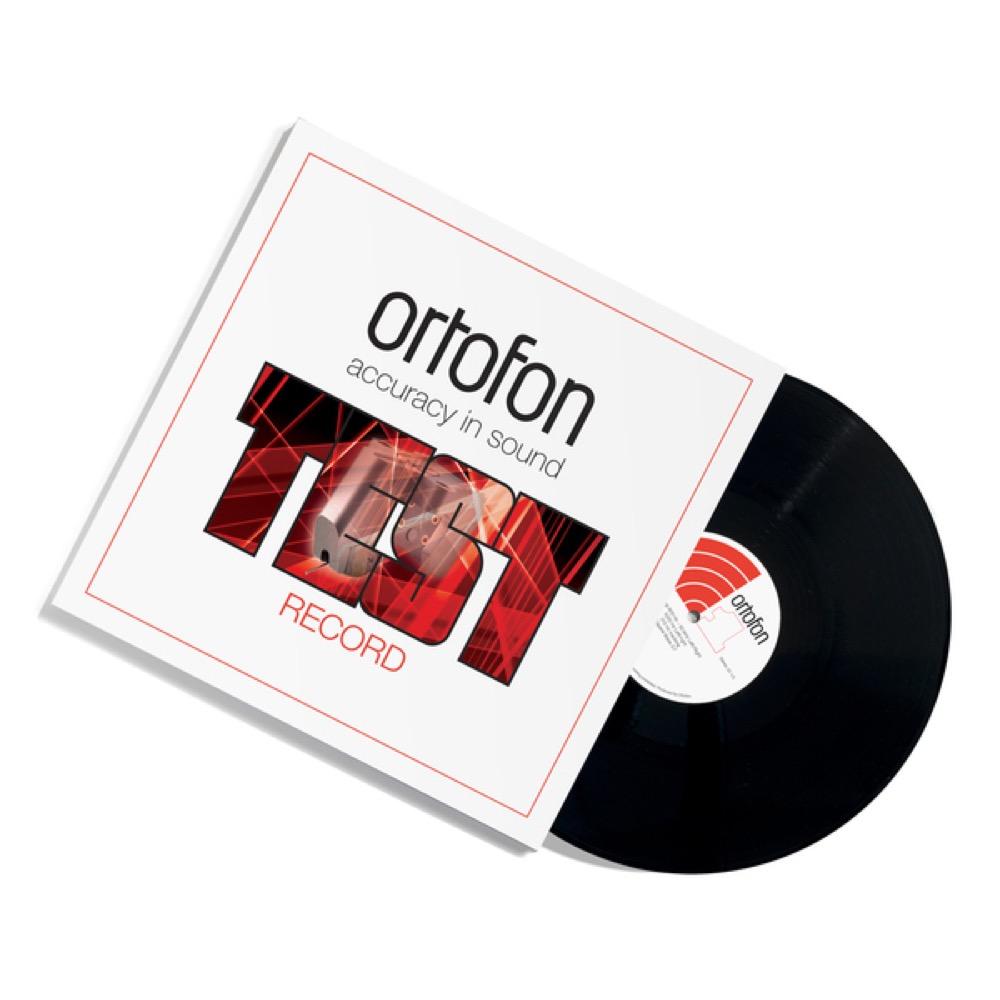 ORTOFON TEST RECORD チェック用レコード