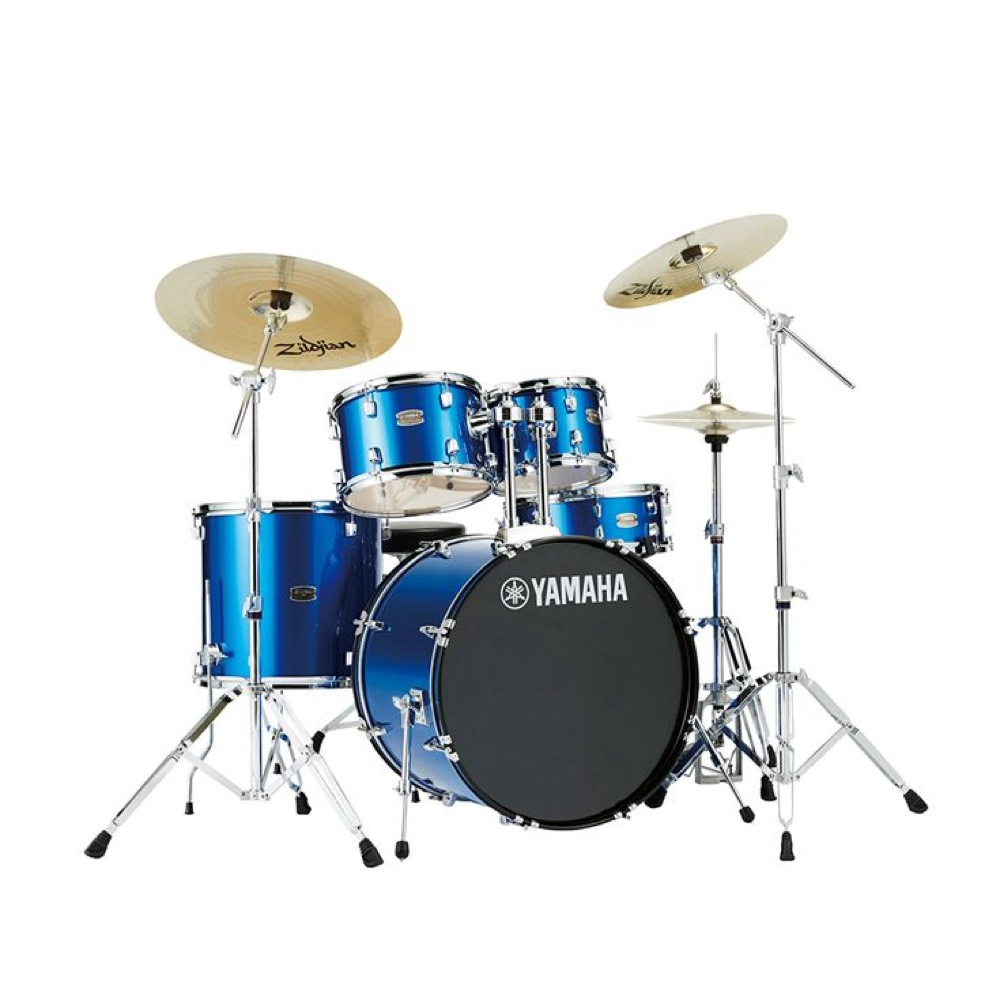 YAMAHA RYDEEN RDP2F5STD FB ドラムセット シンバル付きフルセット