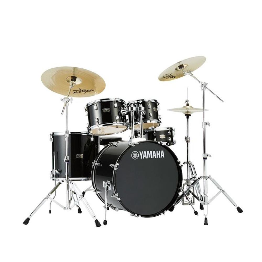 YAMAHA RYDEEN RDP2F5STD BLG ドラムセット シンバル付きフルセット
