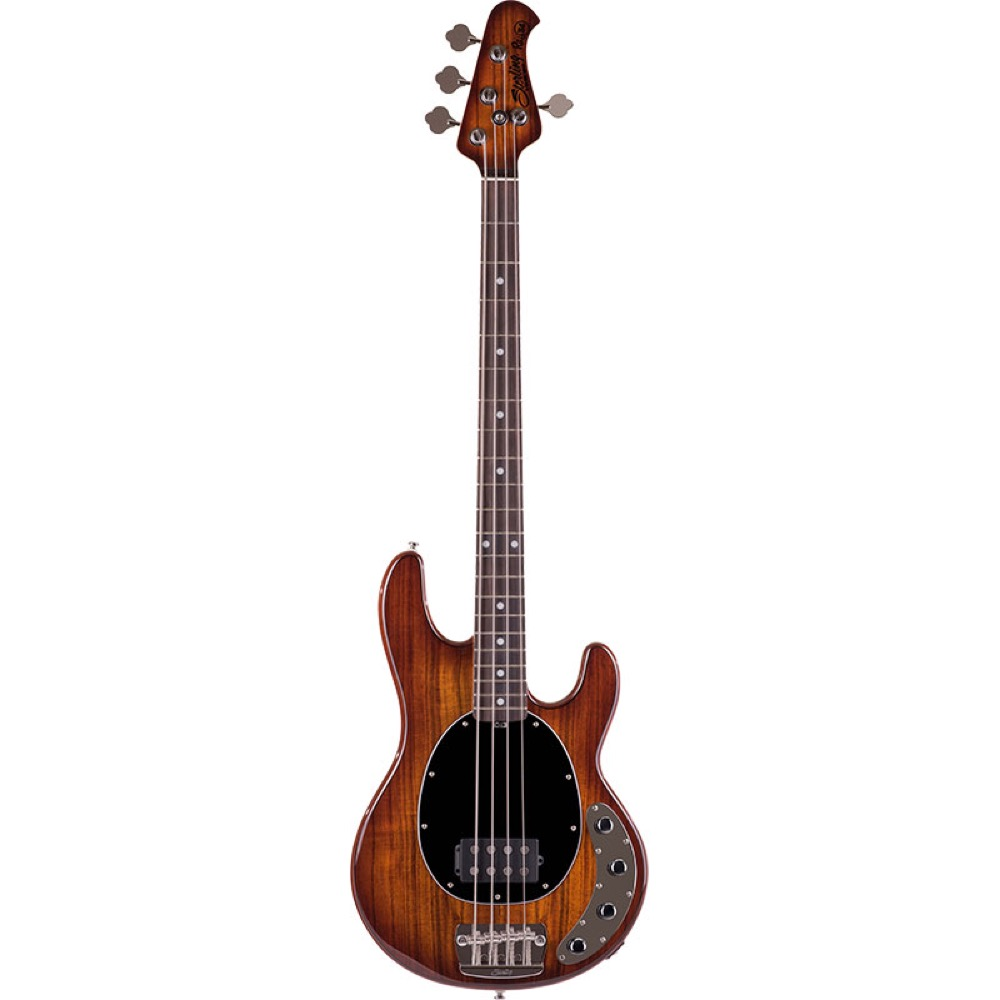 Sterling by MUSIC MAN Ray34-KOA Shaded Koa エレキベース