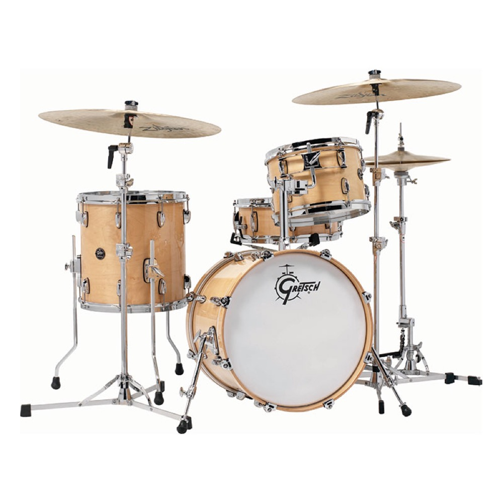 GRETSCH RN2-J483-GN Gloss Natural ドラムセット