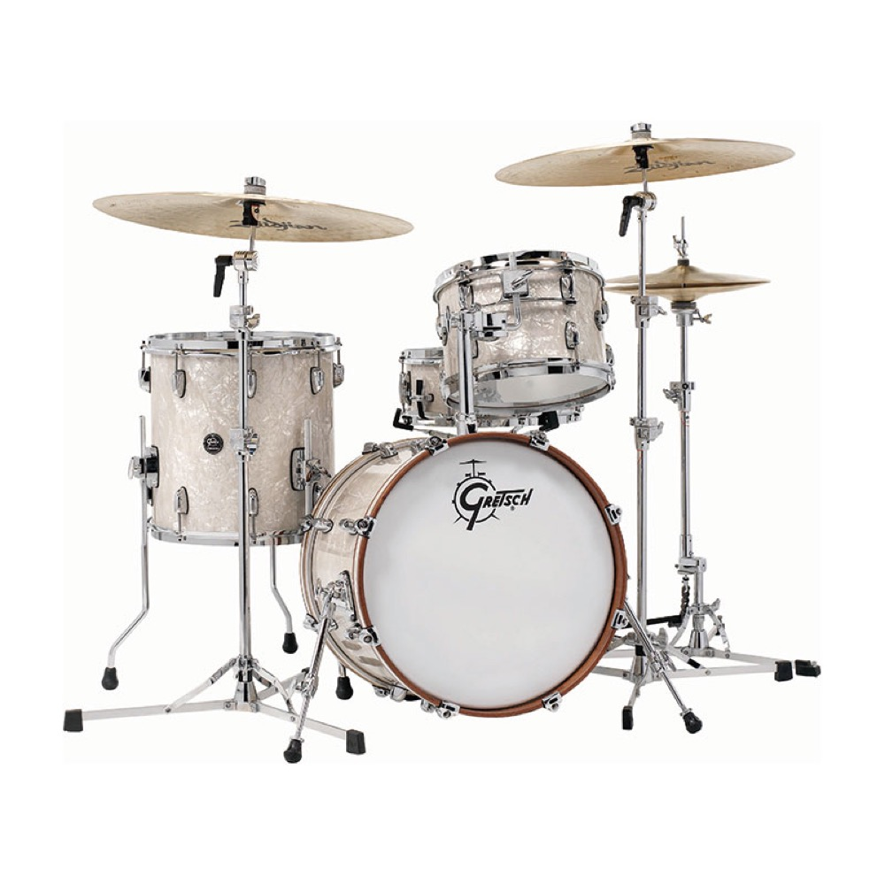 GRETSCH RN2-J483-VP Vintage Pearl ドラムセット