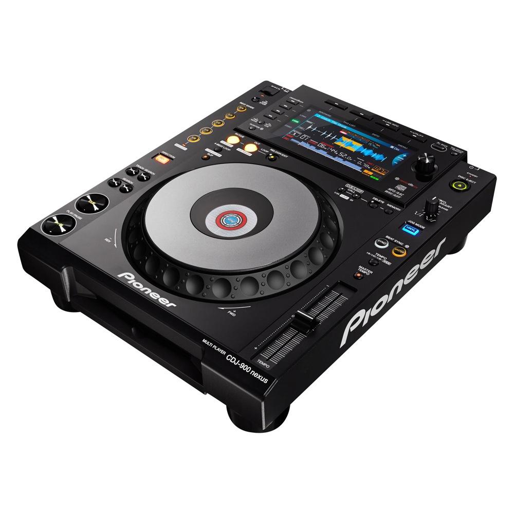 Pioneer CDJ-900NXS DJ用マルチプレーヤー