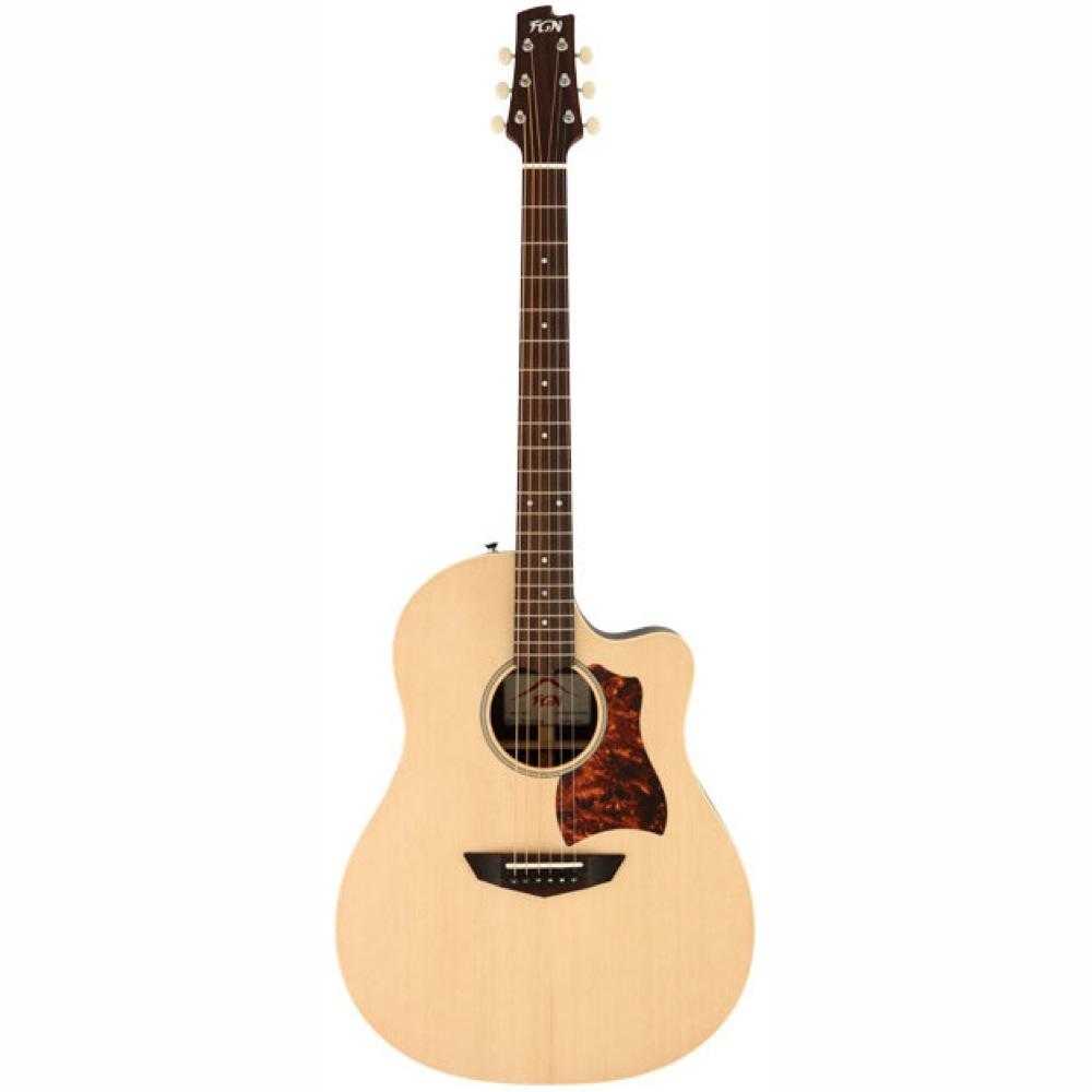 FUJIGEN AG2 NTF アコースティックギター