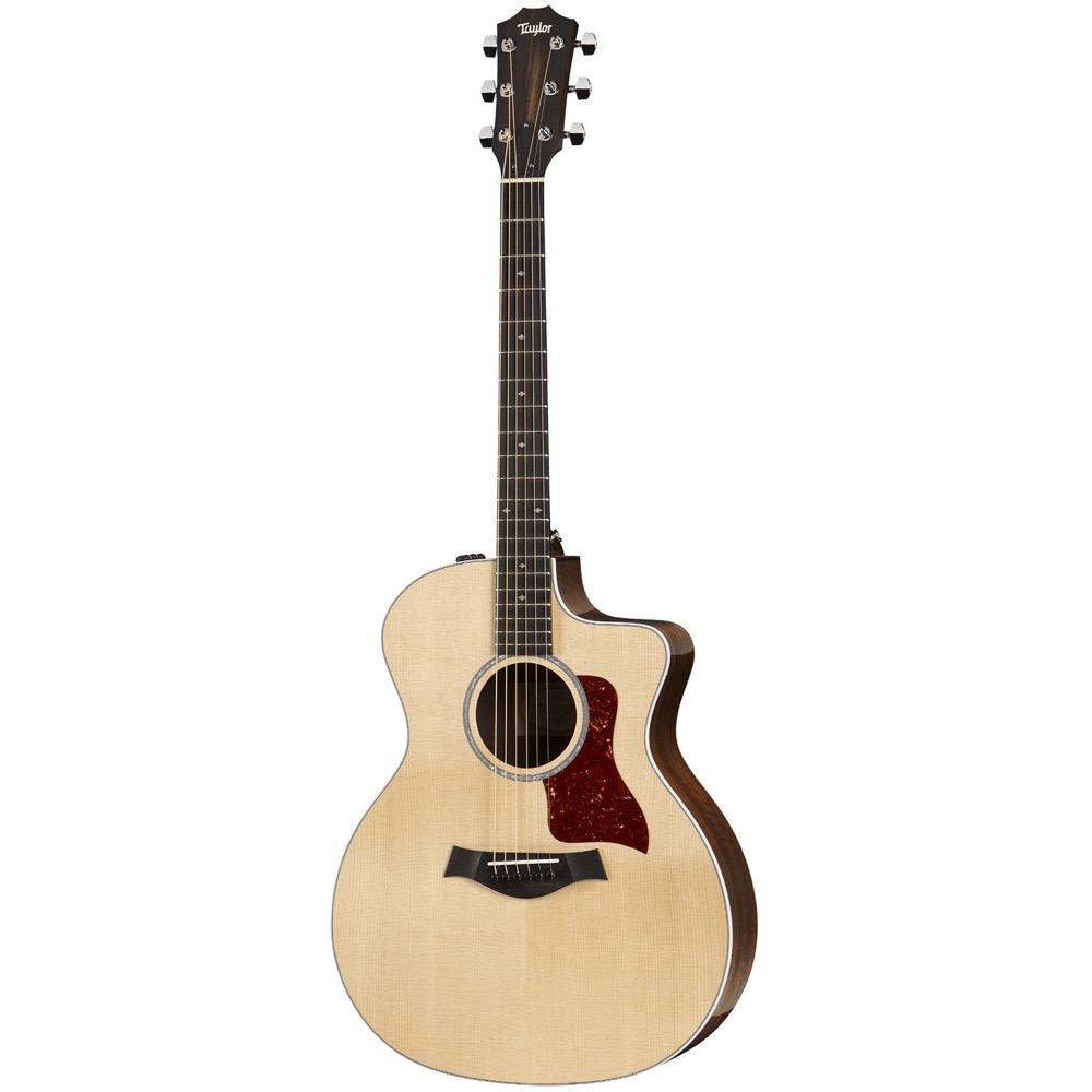Taylor 214ce-CF DLX Grand Auditorium エレクトリックアコースティックギター
