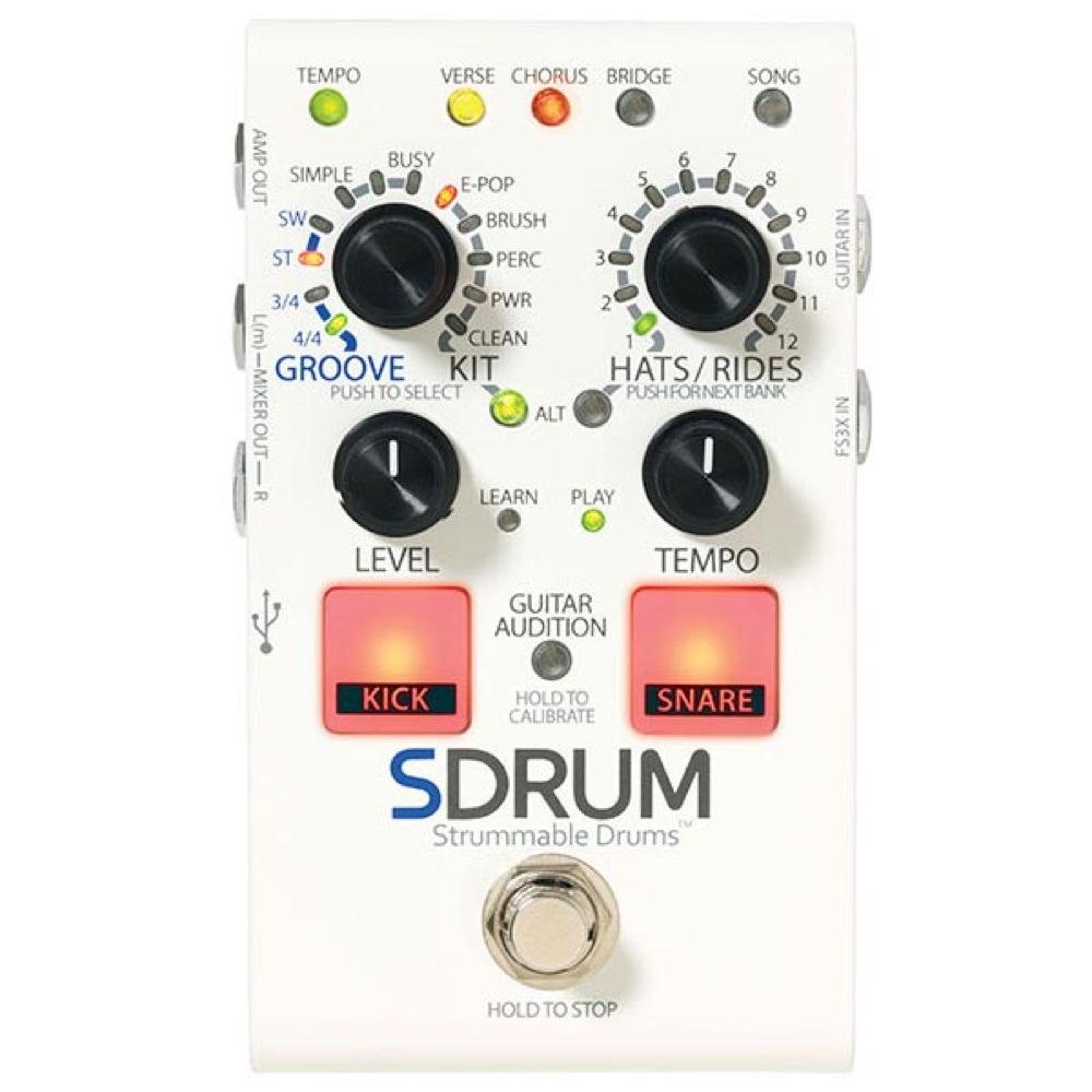 DIGITECH SDRUM ドラムマシン