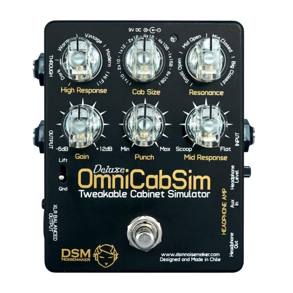 DSM Noisemaker OmniCabSim Deluxe キャビネットシミュレーター