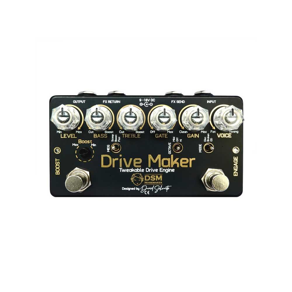 DSM Noisemaker Drive Maker プリアンプ ギターエフェクター