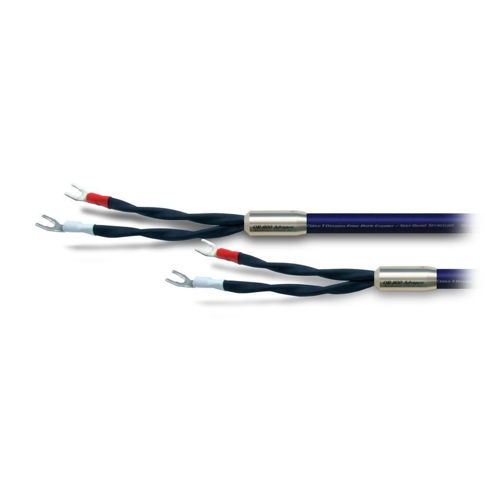 OYAIDE OR-800A 2.0m Y型プラグ スピーカーケーブル