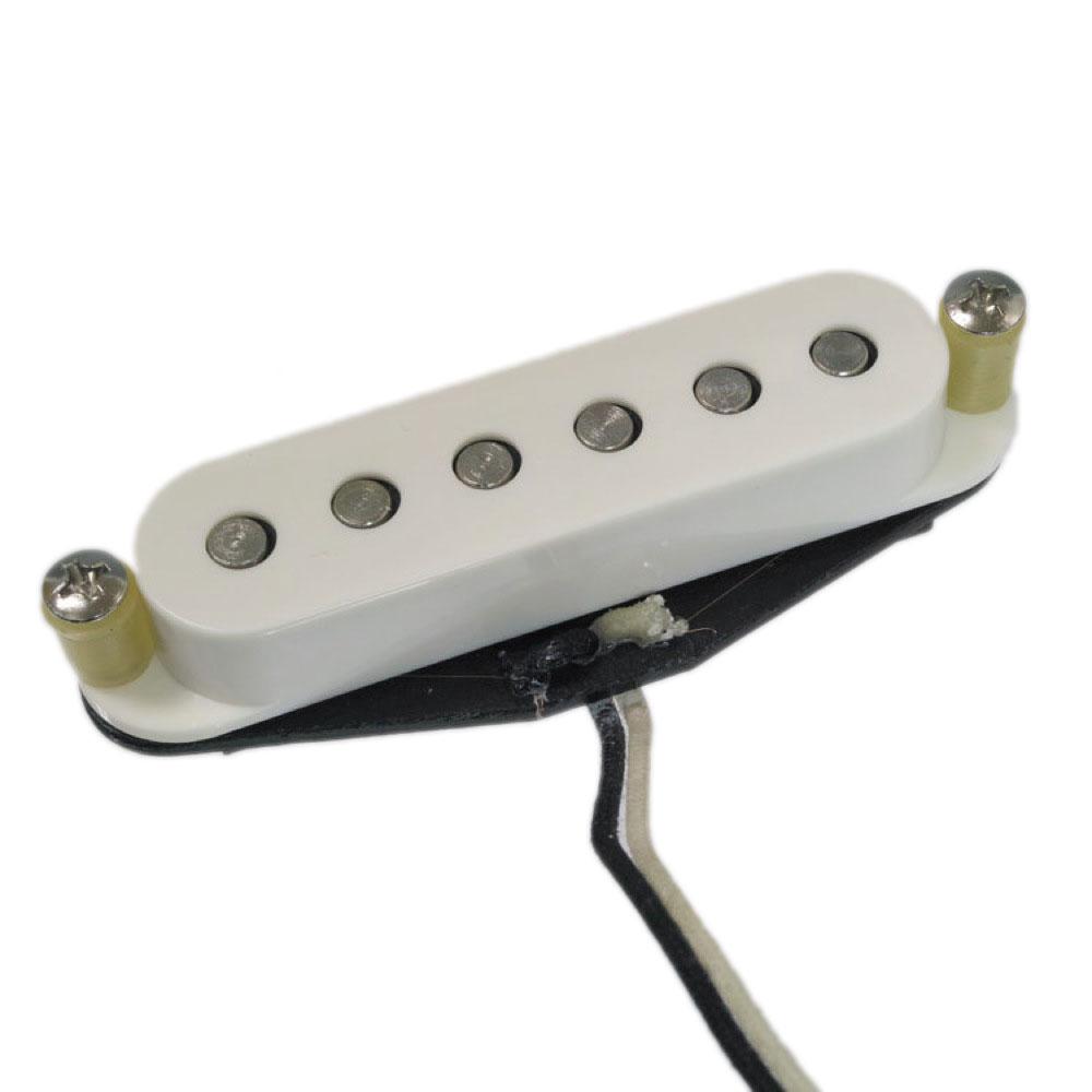供供Lundgren Guitar Pickups Stratocaster Strat-90 sutorato使用的挑選橋使用