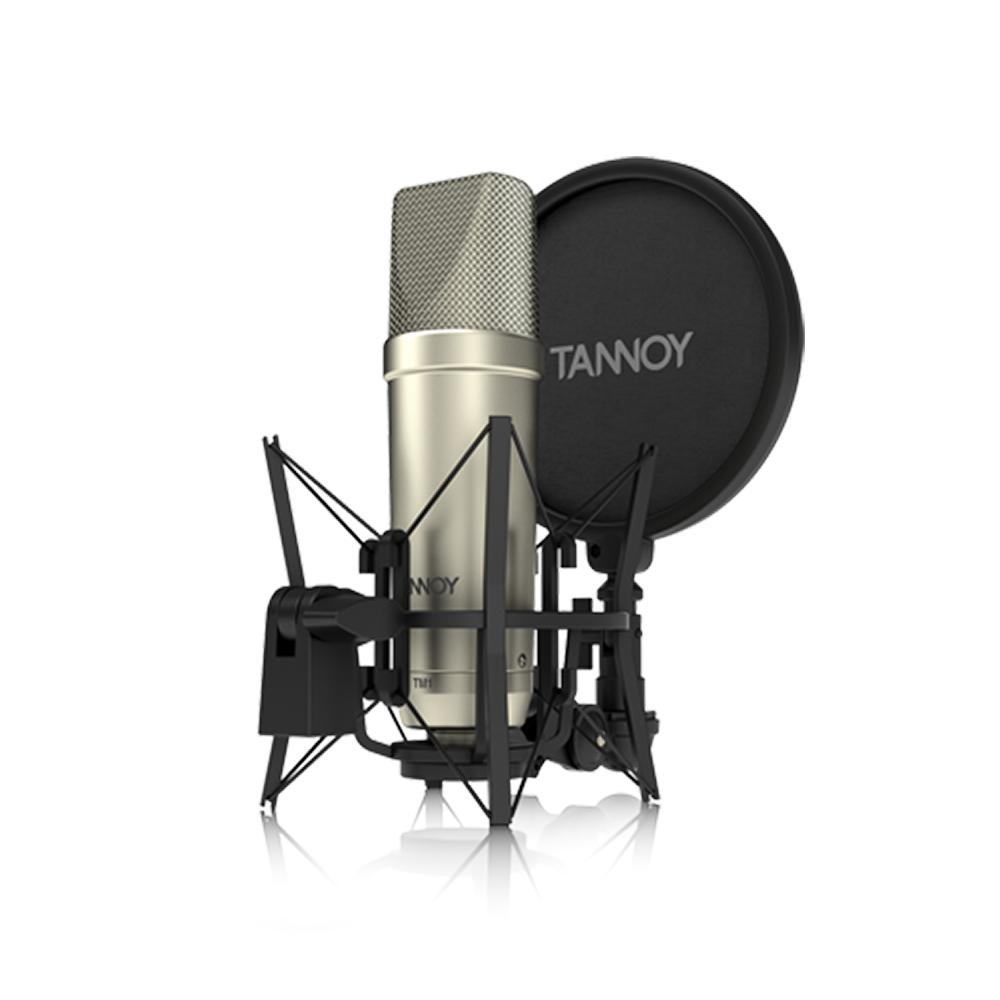 TANNOY TM1 レコーディング用コンデンサーマイク
