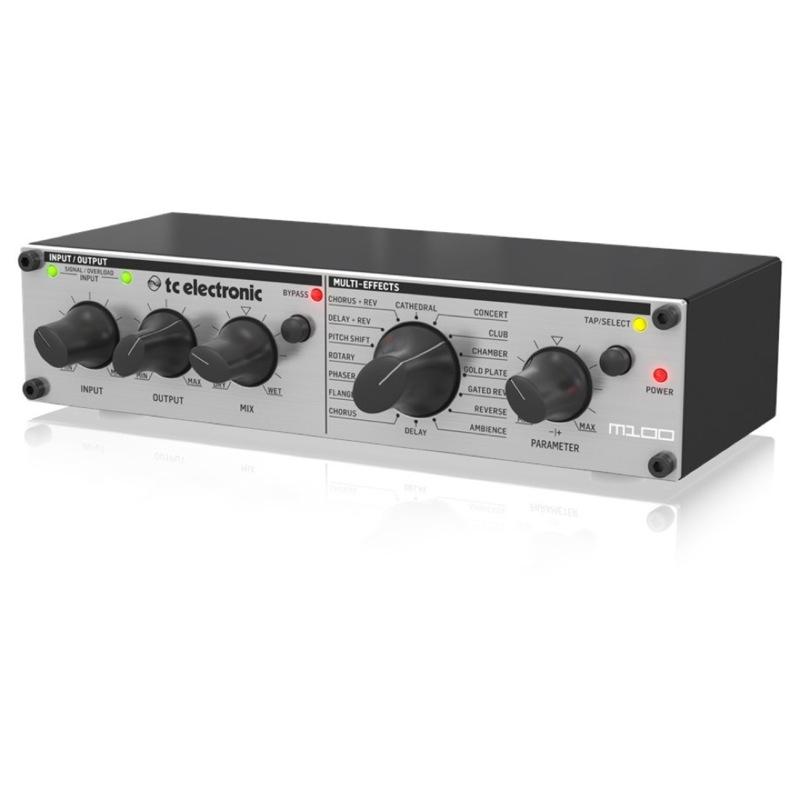 tc electronic M100 マルチエフェクトプロセッサー