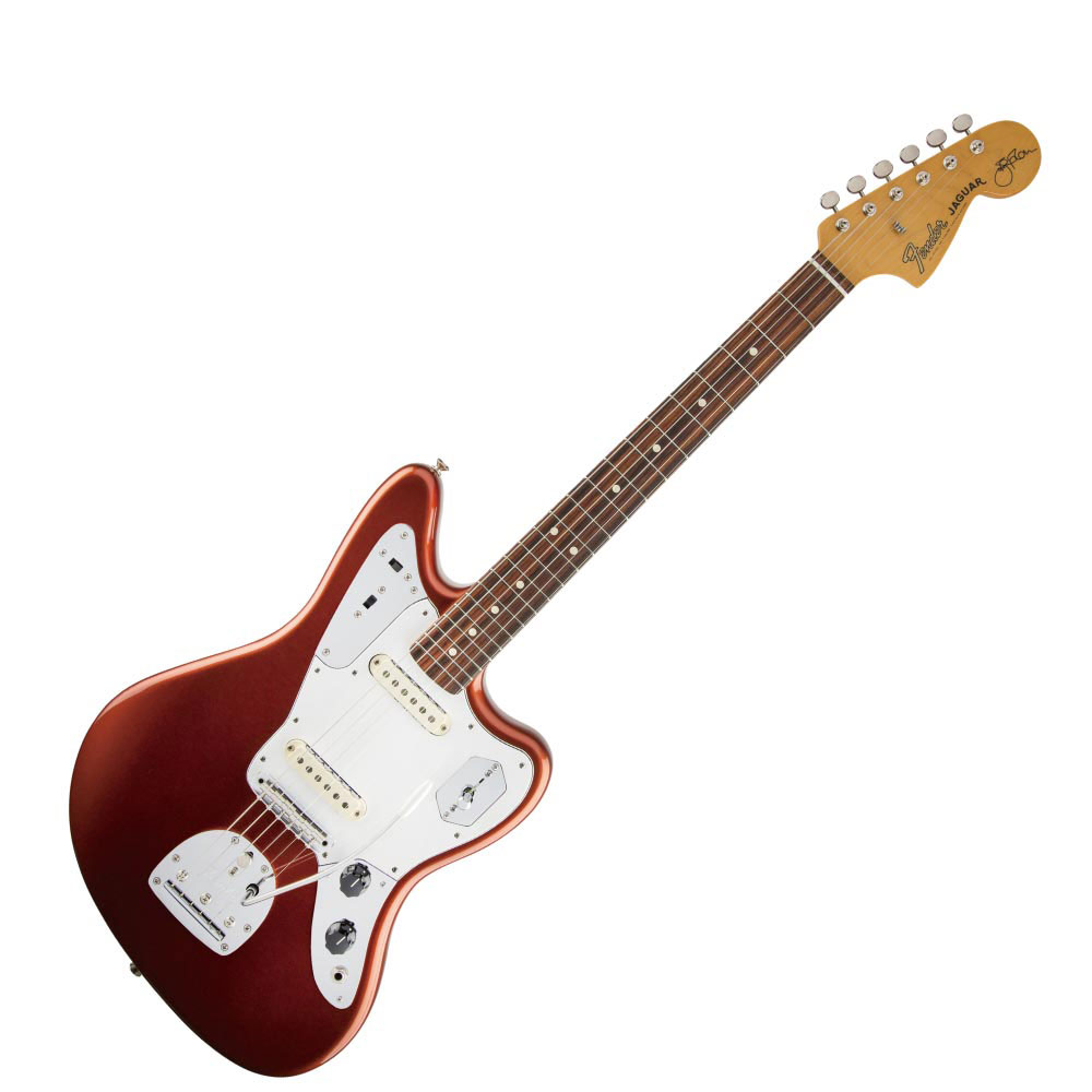 Fender Johnny Marr Jaguar METALLIC KO エレキギター