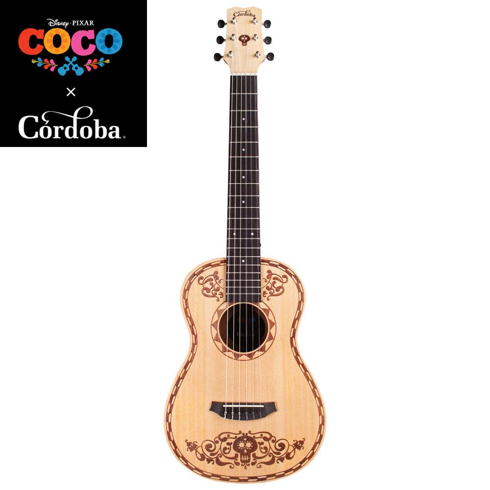 Cordoba Coco Mini SP ミニクラシックギター