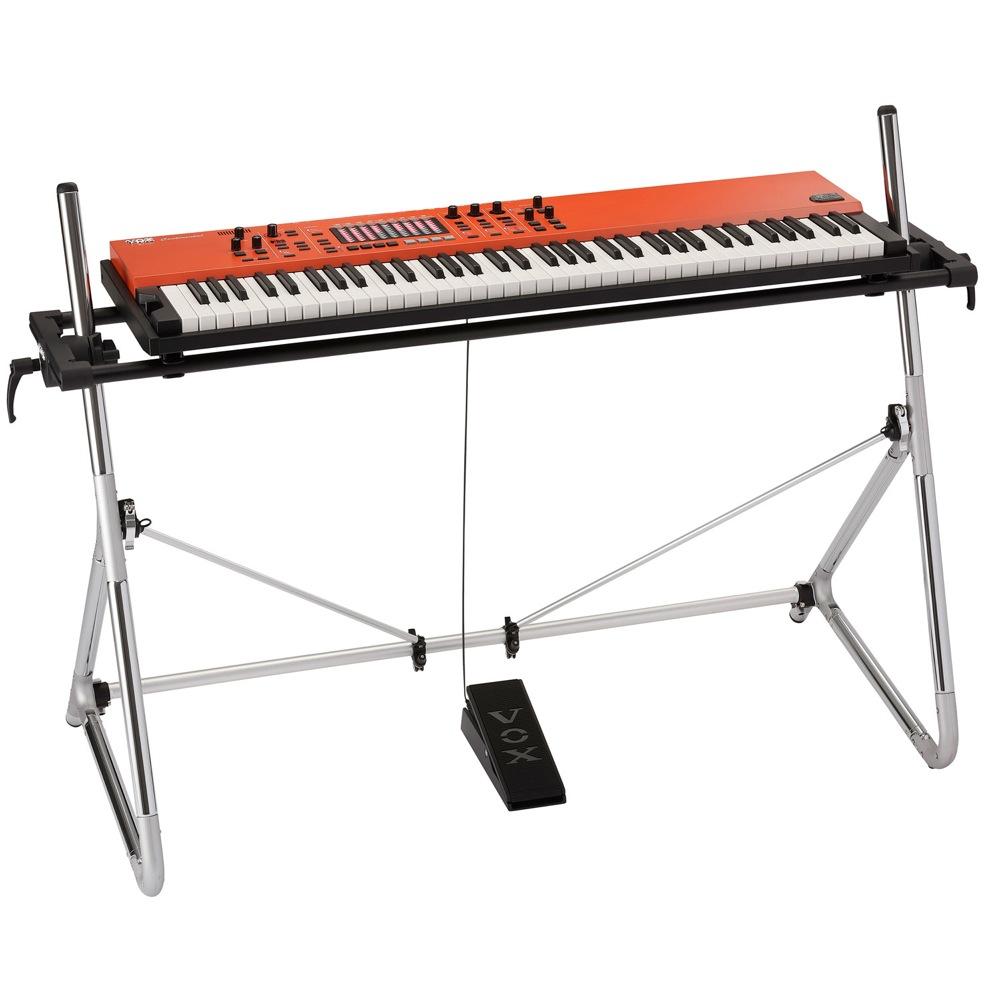 VOX CONTINENTAL-73 スタンド付き ライブパフォーマンスキーボード オルガン