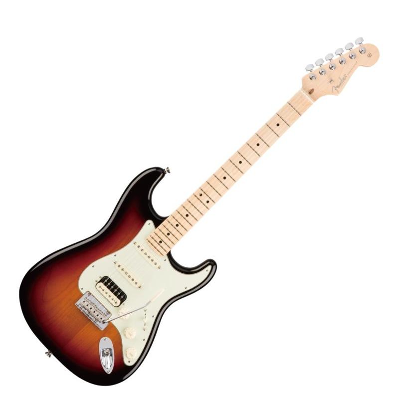 Fender American Professional Stratocaster HSS ShawBucker MN 3TS エレキギター