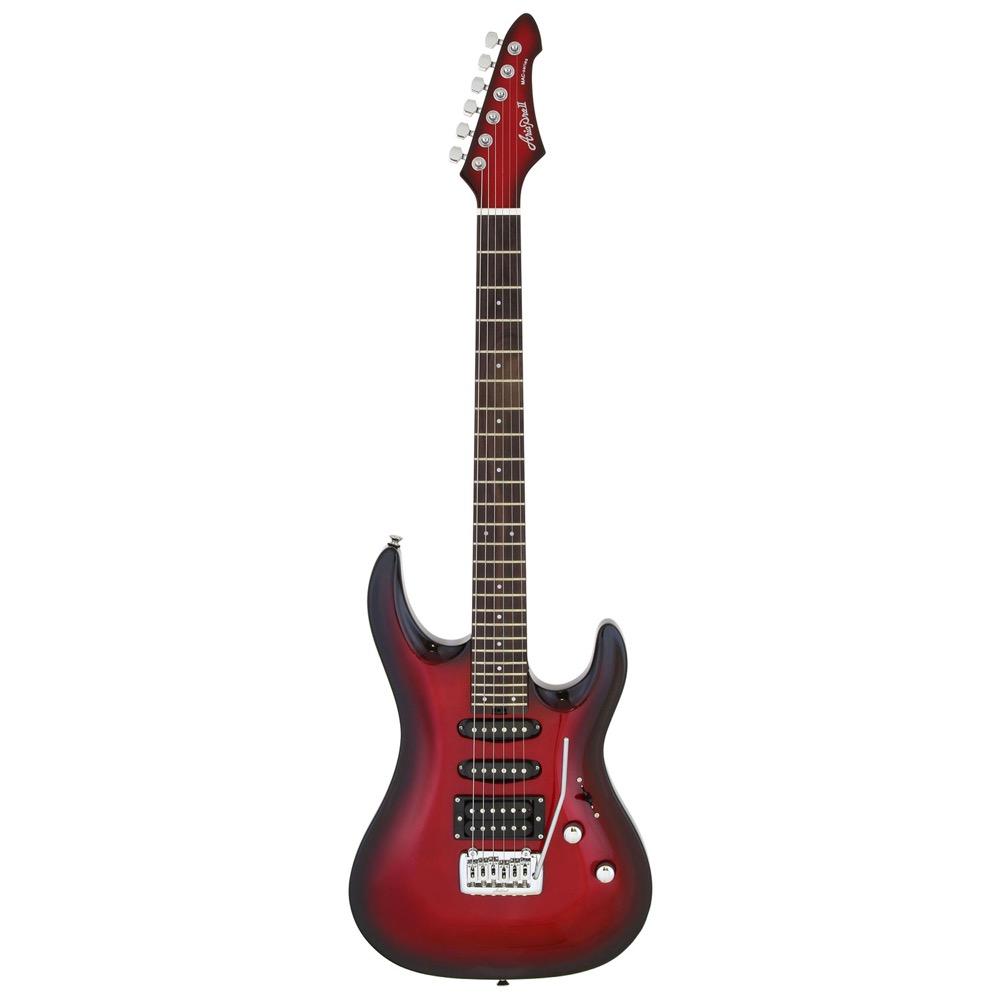 AriaProII MAC-STD MRS エレキギター
