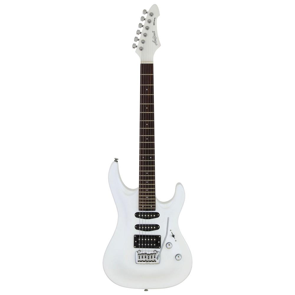 AriaProII MAC-STD PWH エレキギター