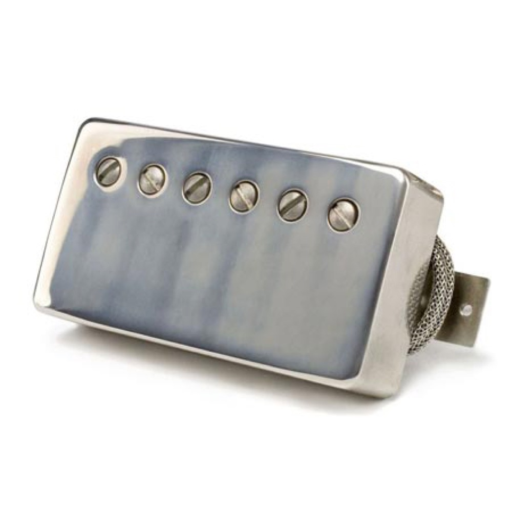 Throbak Electronics PRE-T-301 MXV Neck Aged Nickel ピックアップ