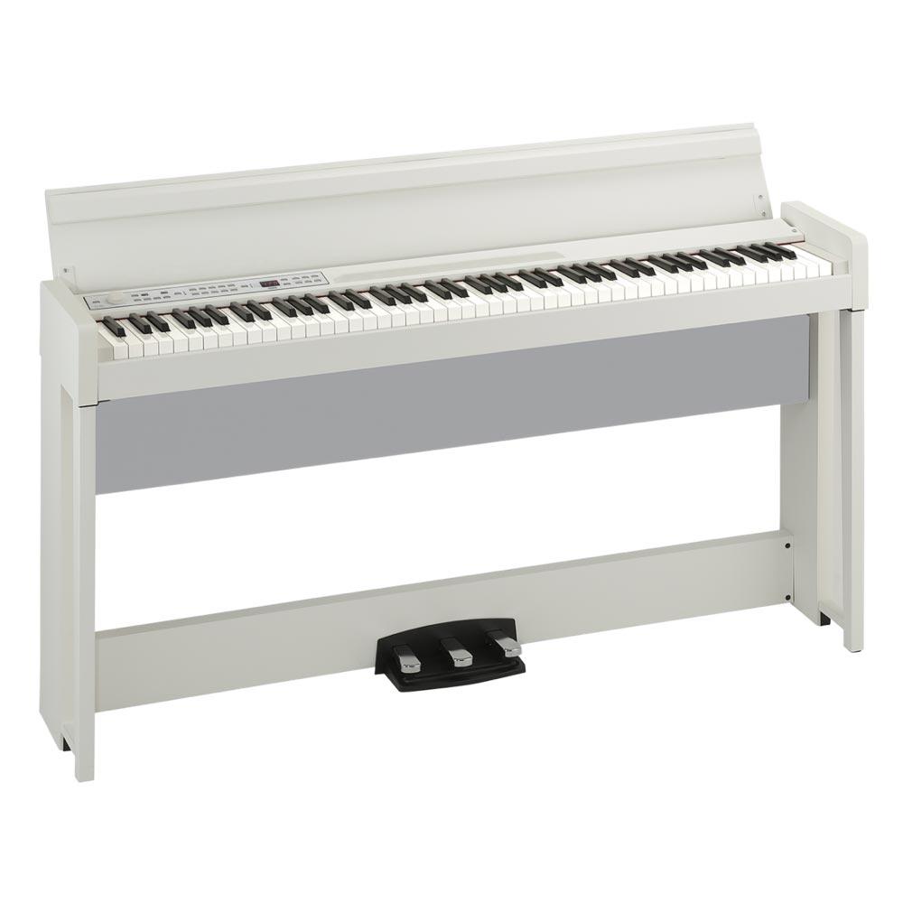 KORG C1 AIR WH 電子ピアノ