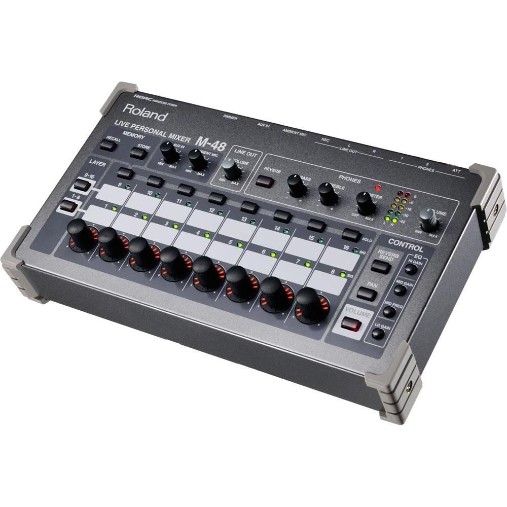 ROLAND M-48 ライブパーソナルミキサー