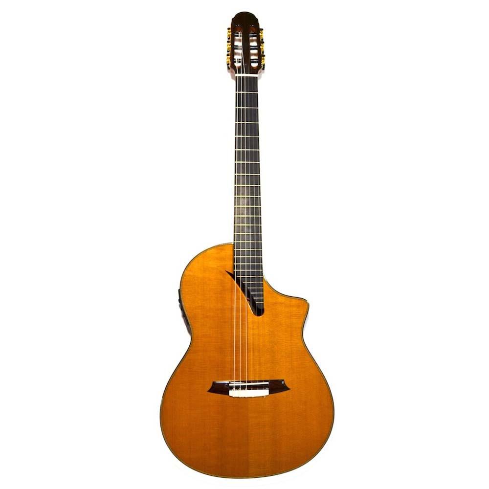 Martinez MSCC-14 RC Fishman エレクトリッククラシックギター