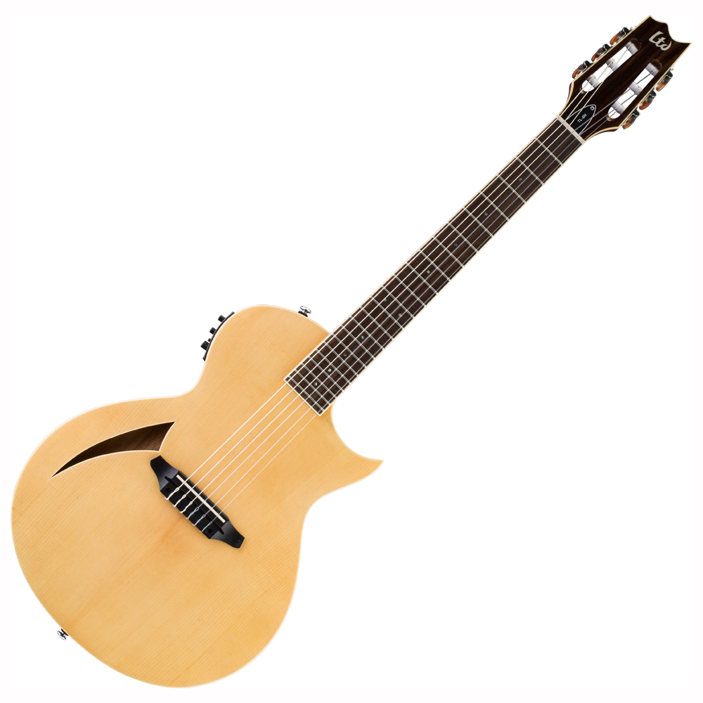 LTD TL-6N Natural エレクトリックアコースティックギター