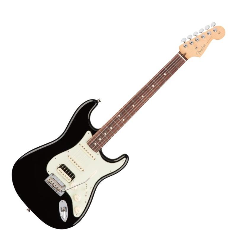 Fender American Professional Stratocaster HSS ShawBucker RW BK エレキギター